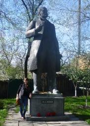 Romny's Lenin